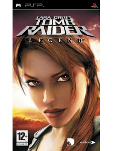 PSP TOMB RAIDER LEGEND