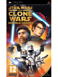 PSP STAR WARS CLONE WARS REPUBLIC