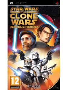 PSP STAR WARS CLONE WARS REPUBLIC