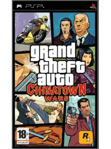 PSP GTA CHİNATOWN WARS