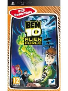 PSP BEN 10 ALIEN FORCE