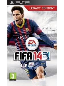 PSP FIFA 14