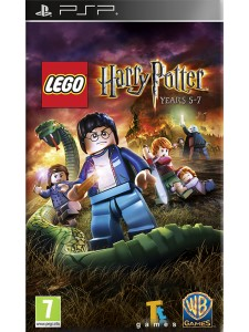 PSP LEGO HARRY POTTER YEARS 5-7