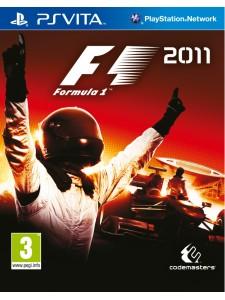 PSVITA F1 2011