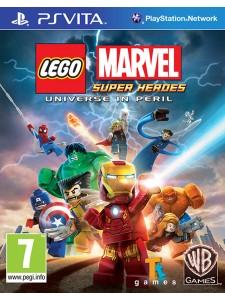 PSVITA LEGO MARVEL SUPER HEROES