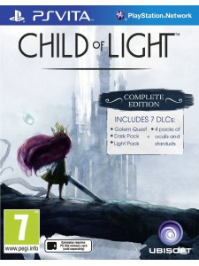 PSVITA CHILD OF LIGHT