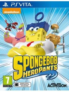 PSVITA SPONGEBOB HERO PANTS 2015