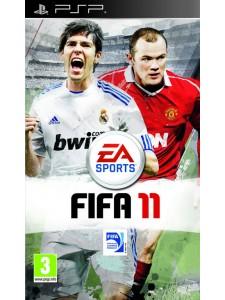 PSP FIFA 11 BUNDLE
