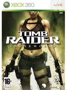 X360 TOMB RAIDER UNDERWORLD