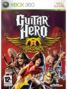 X360 GUITAR HERO AEROSMITH