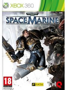 X360 WARHAMMER SPACE MARINE