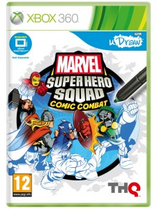 X360 MARVEL SUPER HERO SQUAD COMIC COMBAT