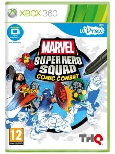 X360 MARVEL SUPER HERO SQUAD COMIC COMBAT