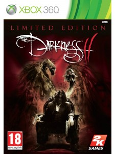 X360 THE DARKNESS 2 LIMITED EDITION