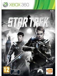 X360 STAR TREK NEW