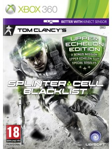 X360 SPLINTER CELL BLACKLIST