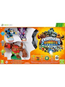 X360 SKYLANDERS GIANTS STARTER PACK