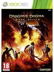 X360 DRAGONS DOGMA DARK ARISEN