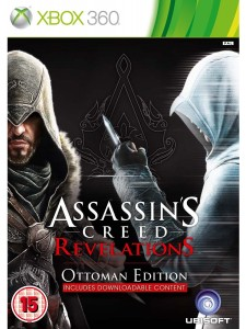 X360 ASSASSINS CREED REVELATIONS OTTOMAN ED.