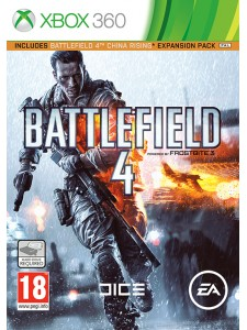 X360 BATTLEFIELD 4 LIMITED EDITION