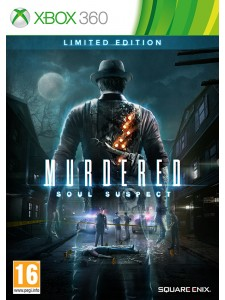 X360 MURDERED SOUL SUSPECT LTD ED