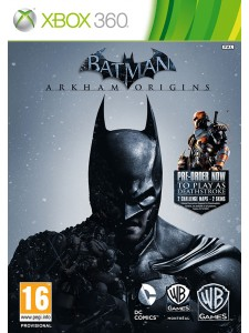 X360 BATMAN ARKHAM ORIGINS