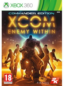 X360 XCOM ENEMY WITHIN