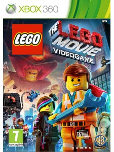 X360 LEGO MOVIE VIDEOGAME