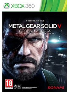 X360 METAL GEAR SOLID V: GROUND ZEROES