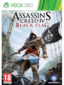 X360 ASSASSINS CREED IV BLACK FLAG STD.