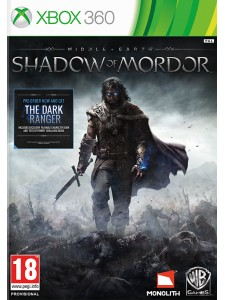 X360 MIDDLE EARTH SHADOW OF MORDOR