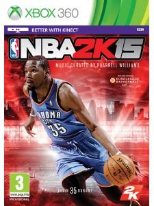 X360 NBA 2K15