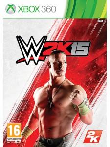 X360 WWE 2K15