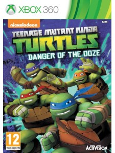 X360 TEENAGE MUTANT NINJA TURTLES DANGER OF THE OO