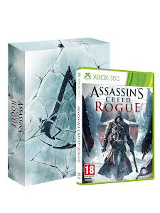 X360 ASSASSINS CREED ROGUE COLLECTOR