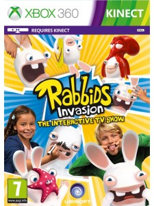 X360 RABBID INVASION