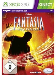 X360 DISNEY FANTASIA MUSIC EVOLVED