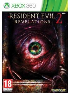 X360 RESIDENT EVIL REVELATIONS 2