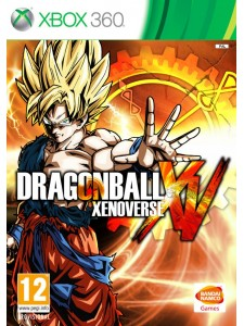 X360 DRAGON BALL XENOVERSE