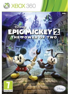 X360 DISNEY EPIC MICKEY 2
