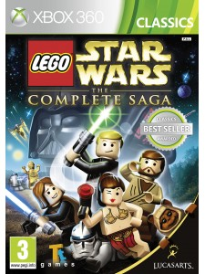 X360 LEGO STAR WARS THE COMPLETE SAGA