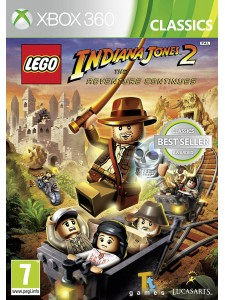 X360 LEGO INDIANA JONES 2