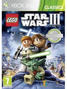 X360 LEGO STAR WARS III CLONE WARS