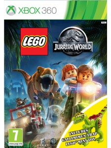 X360 LEGO JURASSIC WORLD TOY EDITION