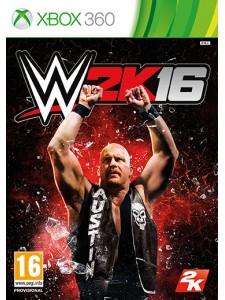 X360 WWE 2K16