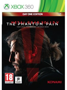 X360 METAL GEAR SOLID V THE PHANTOM PAIN