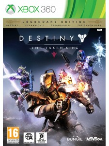 X360 DESTINY THE TAKEN KING LEGENDARY EDITION
