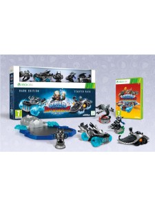 X360 SKYLANDERS SUPERCHARGERS DARK EDITION