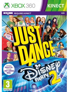 X360 JUST DANCE DISNEY PARTY 2