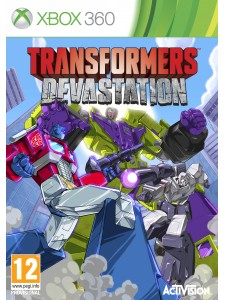 X360 TRANSFORMERS DEVASTATION
